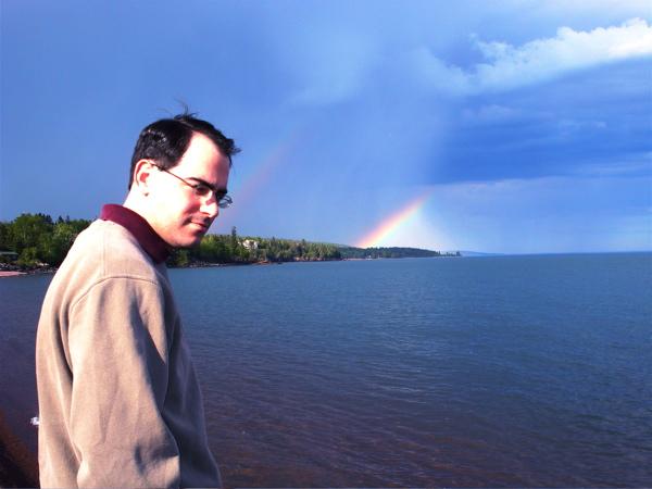 J double rainbow