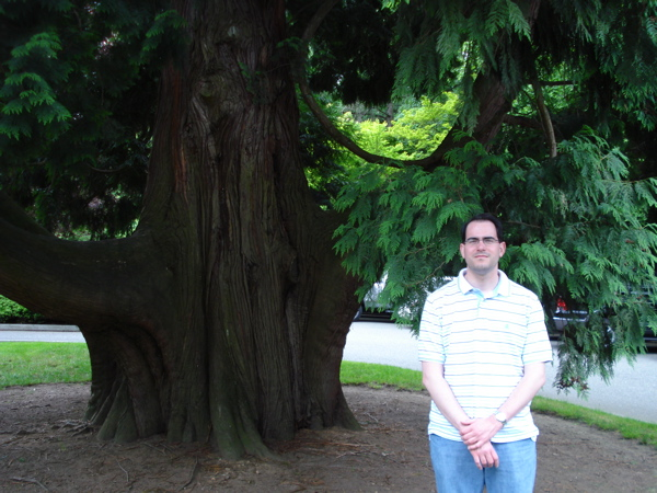 J big tree
