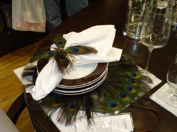 B peacock