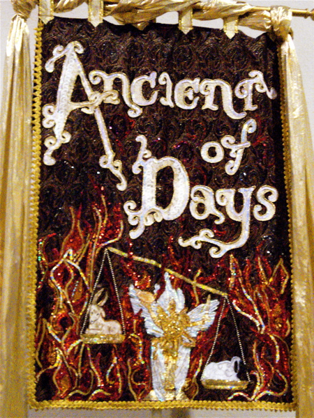 B Ancient of Days