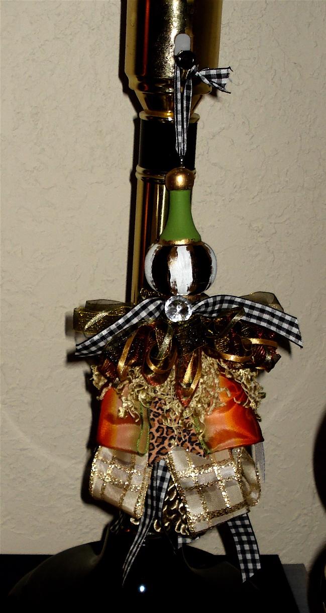 A tassel lamp 1
